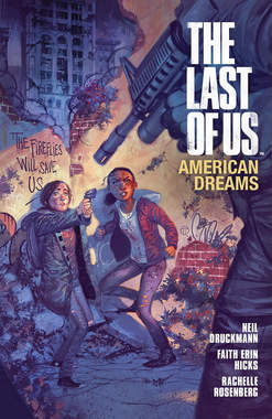 Copertina LAST OF US n. - AMERICAN DREAMS, COSMO EDITORIALE