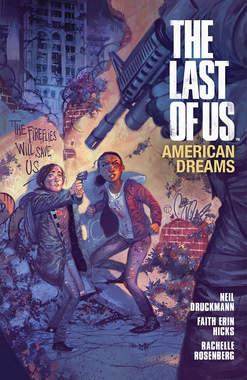 Copertina LAST OF US n. - AMERICAN DREAMS, COSMO EDITORIALE