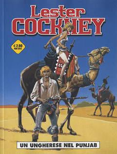 Copertina LESTER COCKNEY (m5) n.2 - UN UNGHERESE NEL PUNJAB, COSMO EDITORIALE