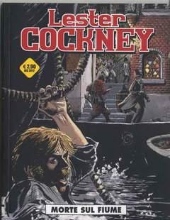 Copertina LESTER COCKNEY (m5) n.3 - MORTE SUL FIUME, COSMO EDITORIALE