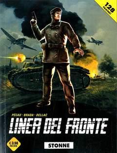 Copertina LINEA DEL FRONTE (m4) n.1 - STONNE, COSMO EDITORIALE