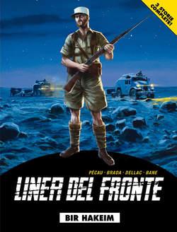 Copertina LINEA DEL FRONTE (m4) n.3 - BIR HAKEIM, COSMO EDITORIALE
