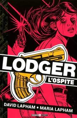 Copertina LODGER n. - LODGER - L'OSPITE, COSMO EDITORIALE