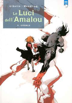 Copertina LUCI DELL'AMALOU n.4 - GOUALS, COSMO EDITORIALE