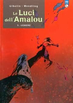 Copertina LUCI DELL'AMALOU n.5 - CENERE, COSMO EDITORIALE