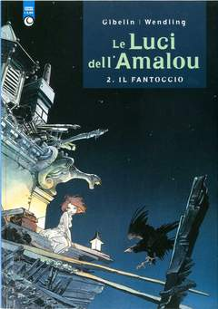 Copertina LUCI DELL'AMALOU n.2 - IL FANTOCCIO, COSMO EDITORIALE