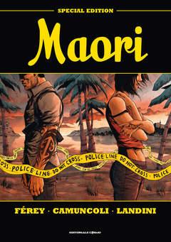 Copertina MAORI n.1 - MAORI, COSMO EDITORIALE