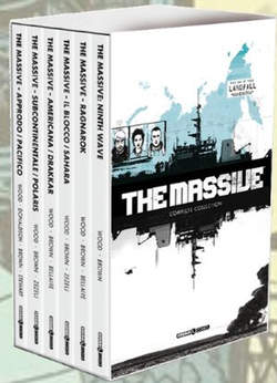 Copertina MASSIVE Cofanetto n. - THE MASSIVE - Cofanetto, COSMO EDITORIALE