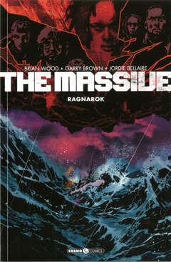 Copertina MASSIVE n.5 - RAGNAROK, COSMO EDITORIALE