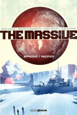 Copertina MASSIVE n.1 - APPRODO, COSMO EDITORIALE
