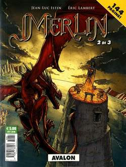 Copertina MERLIN (m3) n.2 - AVALON, COSMO EDITORIALE