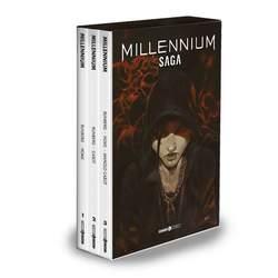 Copertina MILLENNIUM SAGA Cofanetto n. - MILLENNIUM 1/3, COSMO EDITORIALE