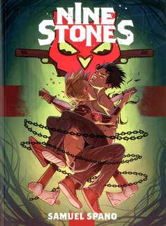 Copertina NINE STONES #1 Deluxe Edit.Var n. - NINE STONES #1 - Deluxe Edition Variant, COSMO EDITORIALE