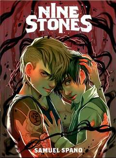 Copertina NINE STONES Deluxe New Ed. m2 n.1 - NINE STONES Deluxe, COSMO EDITORIALE
