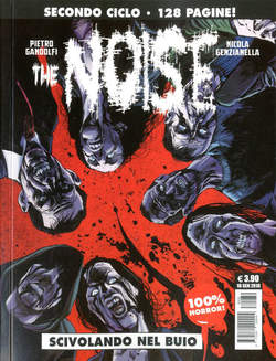 Copertina NOISE n.2 - THE NOISE, COSMO EDITORIALE
