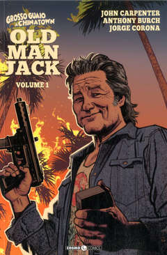 Copertina OLD MAN JACK n.1 - OLD MAN JACK, COSMO EDITORIALE