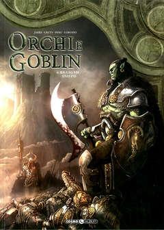 Copertina ORCHI E GOBLIN n.4 - BRAAGAM / SNIFFO, COSMO EDITORIALE