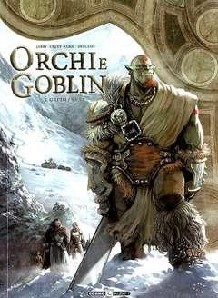 Copertina ORCHI E GOBLIN n.2 - GRI'IM, COSMO EDITORIALE
