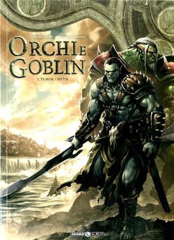 Copertina ORCHI E GOBLIN n.1 - TURUK, COSMO EDITORIALE