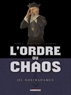 Copertina ORDINE DEL CAOS n.2 - NOSTRADAMUS e CHARLOTTE CORDAY, COSMO EDITORIALE