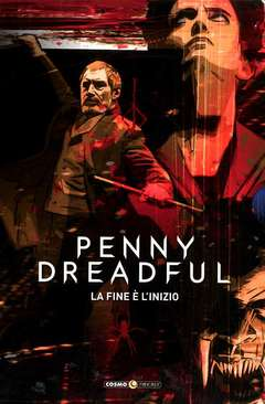 Copertina PENNY DREADFUL Cofanetto n. - PENNY DREADFUL 1/4, COSMO EDITORIALE