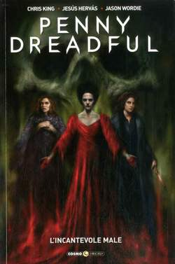 Copertina PENNY DREADFUL (m4) n.2 - IL FASCINO DEL MALE, COSMO EDITORIALE