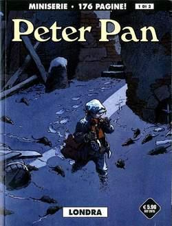 Copertina PETER PAN n.1 - LONDRA, COSMO EDITORIALE