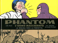 Copertina PHANTOM LE DOMENICALI n.3 - 1946-1949, COSMO EDITORIALE