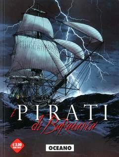 Copertina PIRATI DI BARATARIA n.2 - OCEANO, COSMO EDITORIALE