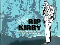 Copertina RIP KIRBY n.1 - RIP KIRBY Strisce dal 1946 al 1948, COSMO EDITORIALE
