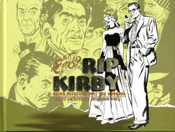 Copertina RIP KIRBY n.2 - STRISCE GIORNALIERE 1948-1952, COSMO EDITORIALE