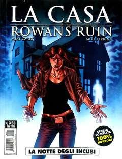 Copertina ROWAN'S RUIN - LA CASA n. - LA CASA: CONFRONTO FINALE, COSMO EDITORIALE