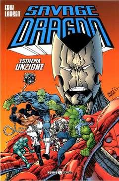 Copertina SAVAGE DRAGON n.12 - ESTREMA UNZIONE, COSMO EDITORIALE