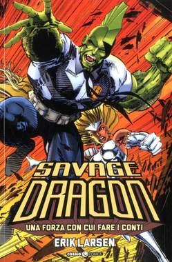 Copertina SAVAGE DRAGON n.2 - SAVAGE DRAGON , COSMO EDITORIALE