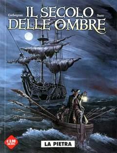 Copertina SECOLO DELLE OMBRE (m3) n.1 - LA PIETRA, COSMO EDITORIALE