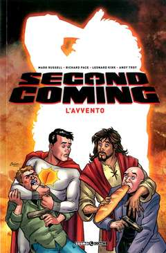 Copertina SECOND COMING n.1 - L'AVVENTO, COSMO EDITORIALE