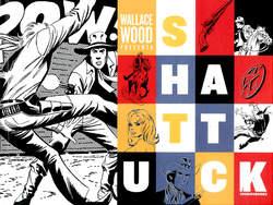 Copertina SHATTUCK n. - SHATTUCK, COSMO EDITORIALE