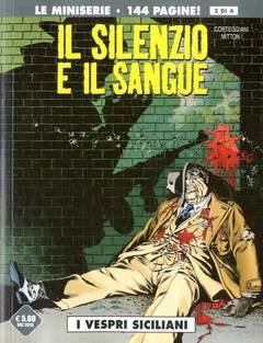 Copertina SILENZIO E IL SANGUE (m4) n.2 - I VESPRI SICILIANI, COSMO EDITORIALE