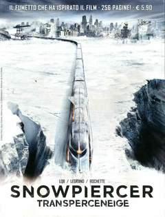 Copertina SNOWPIERCER n. - TRANSPERCENEIGE Edicola, COSMO EDITORIALE