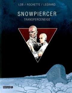 Copertina SNOWPIERCER Ed. Deluxe Rist. n. - TRANSPERCENEIGE, COSMO EDITORIALE