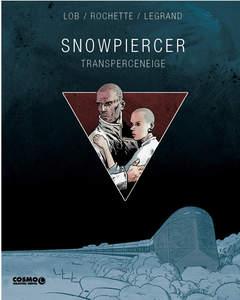 Copertina SNOWPIERCER Edizione Deluxe n. - TRANSPERCENEIGE, COSMO EDITORIALE