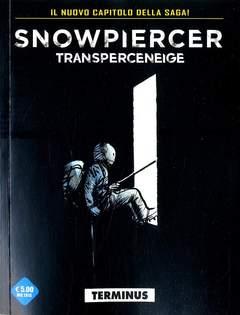 Copertina SNOWPIERCER II (m2) n.1 - TERMINUS - Parte I, COSMO EDITORIALE