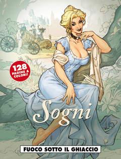 Copertina SOGNI n. - FUOCO SOTTO IL GHIACCIO, COSMO EDITORIALE