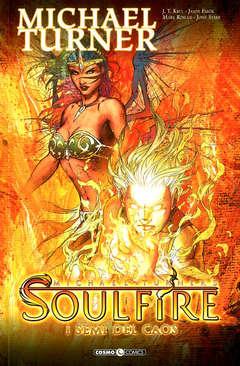 Copertina SOULFIRE n.3 - I SEMI DEL CAOS, COSMO EDITORIALE