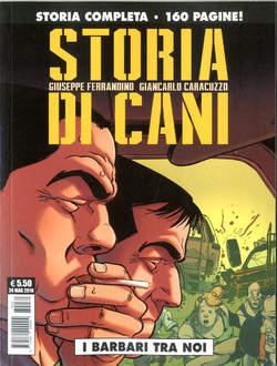 Copertina STORIA DI CANI Pocket n. - STORIA DI CANI, COSMO EDITORIALE