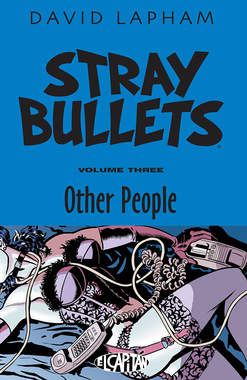 Copertina STRAY BULLETS n.3 - ALTRA GENTE, COSMO EDITORIALE