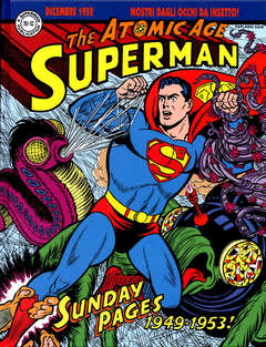 Copertina SUPERMAN ATOMIC AGE SUNDAYS n.1 - 1949-1953, COSMO EDITORIALE