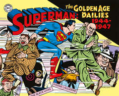 Copertina SUPERMAN GOLDEN AGE DAILIES n.2 - 1944-1947, COSMO EDITORIALE