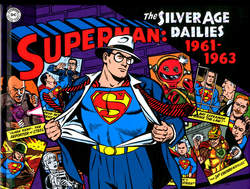 Copertina SUPERMAN SILVER AGE DAILIES n.2 - THE SILVER AGE DAILIES 2 - 1961-1963, COSMO EDITORIALE
