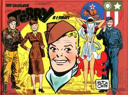 Copertina TERRY & I PIRATI n.5 - 1943-1944, COSMO EDITORIALE